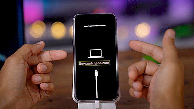 Kako popraviti iPhone koji je zapeo u načinu oporavka
