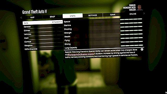 Kako popraviti GTA 5 da ne započinje izdanje