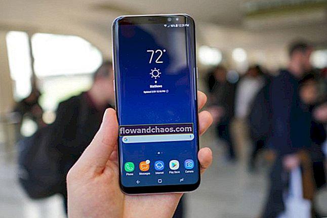 Uobičajeni problemi Samsung Galaxy S9 i kako ih riješiti