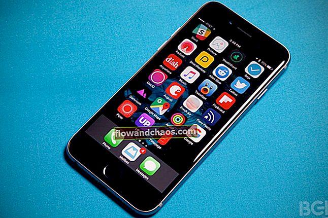 Uobičajeni problemi s iPhone 6 i kako ih popraviti