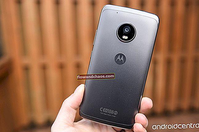 Uobičajeni problemi s Moto G5 i njihovi popravci