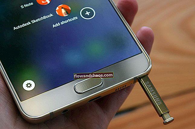 Kako riješiti probleme s punjenjem Galaxy Note 5