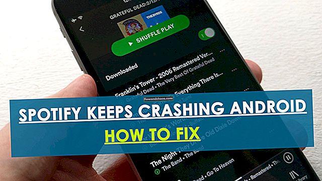 Sådan repareres apps, der fryser og går ned på Android