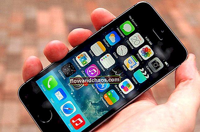 Kako popraviti iPhone plavi zaslon smrti