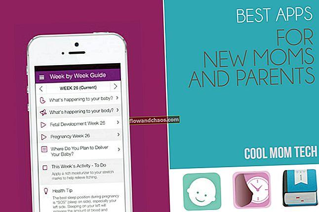 Najbolje najbolje aplikacije za nove roditelje