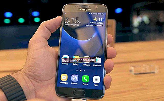 Kako isključiti S Voice na Samsung Galaxy S7 i S7 Edge