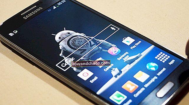 Kako flash flash dionica u Samsung Galaxy S4 putem ODIN