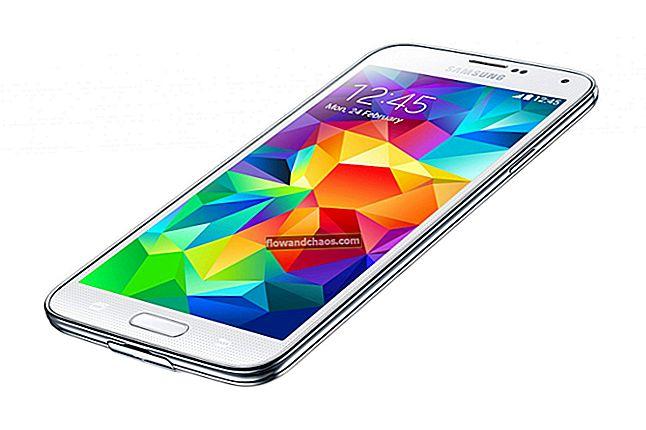 Kako riješiti probleme s pregrijavanjem na Samsung Galaxy S5
