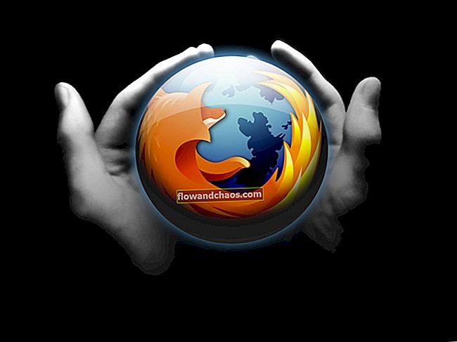 Kako ući u anonimni način rada u Mozilla Firefoxu