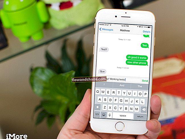 Ne mogu slati ni primati tekstne poruke na iPhoneu - kako to popraviti