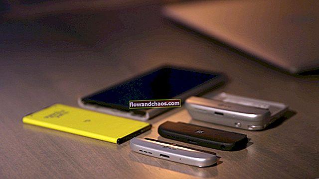 Sådan ordnes dårlig batterilevetid på LG G5