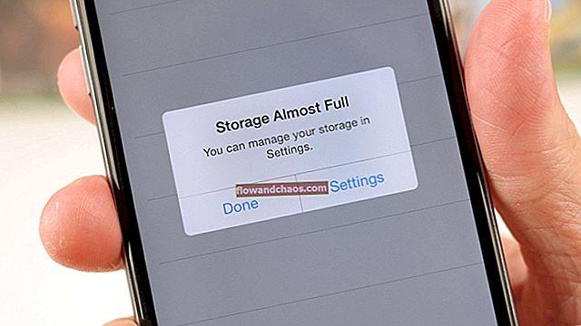 iPhone-opbevaring næsten fuld - Her er hvordan man løser det