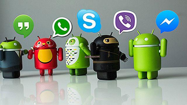 Najbolje najbolje aplikacije za trenutne poruke za Android