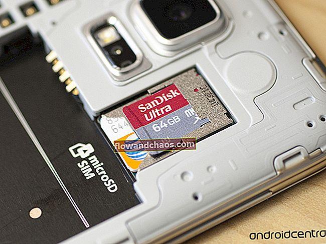 Kako premjestiti datoteke na SD karticu na Samsung Galaxy S5