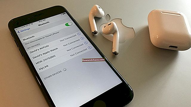 Kako popraviti iPhone / iPad koji se neće povezati s Bluetoothom