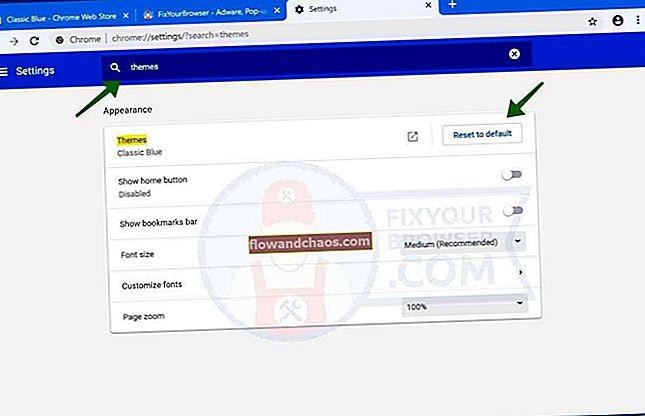 Kako instalirati i ukloniti temu u Google Chromeu
