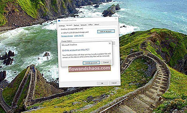 A OneDrive letiltása vagy eltávolítása a Windows 10 rendszerben