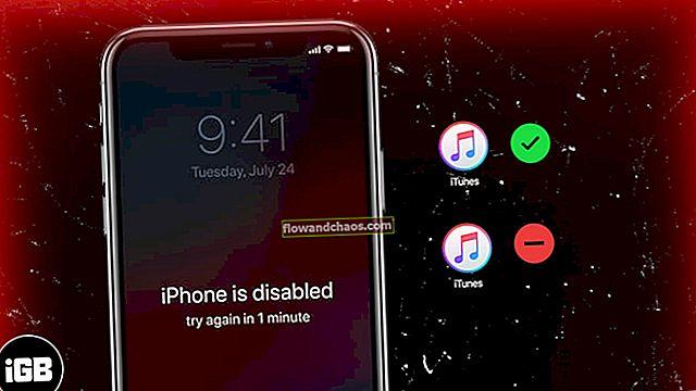 Kako popraviti da se iPhone neće povezati s iTunesom
