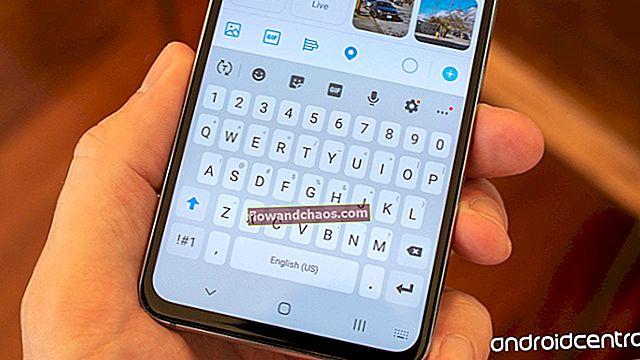 Kako popraviti Android prediktivni tekst i Samsung tipkovnicu