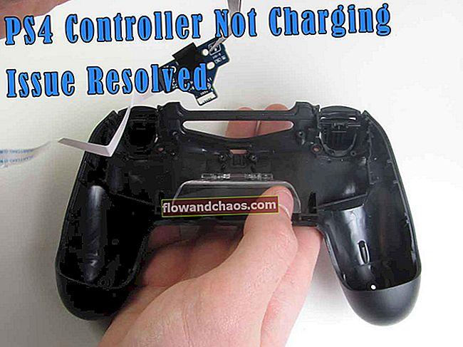 Mogući popravci za PS4 kontroler koji se ne puni