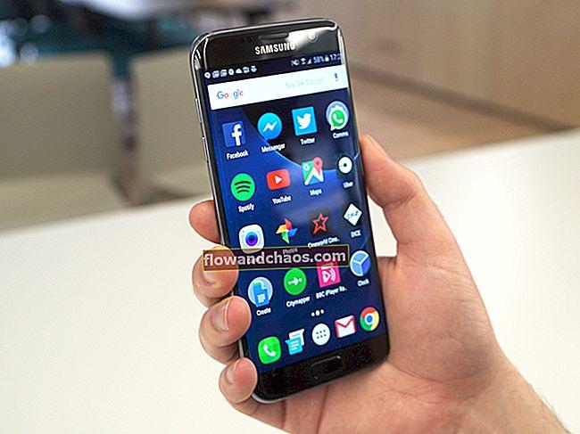 Kako riješiti probleme s Bluetoothom Samsung Galaxy S7 Edge