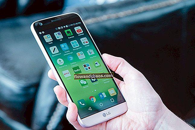 LG G5 brzo punjenje ne radi ispravno