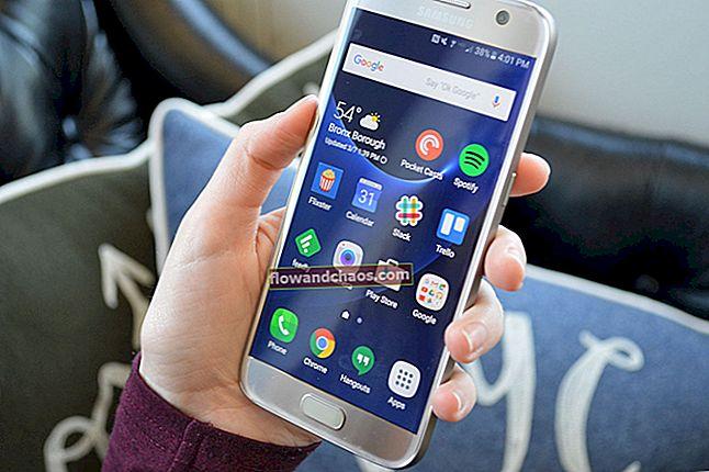 Kako popraviti Samsung Galaxy S7 tipke za napajanje i glasnoću koje ne rade