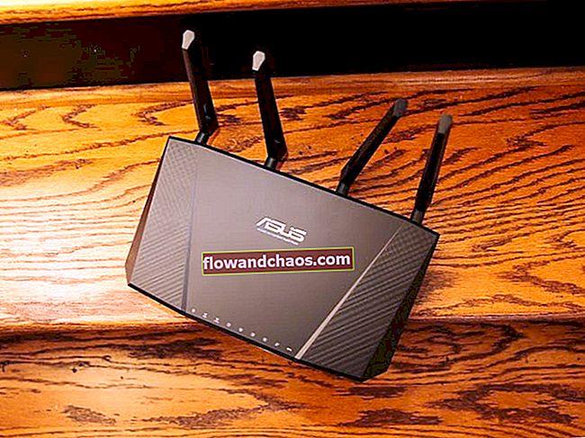 Sådan finder du din router-IP-adresse