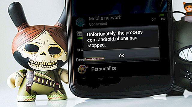 """Kako popraviti """"Nažalost, postupak com.android.phone je zaustavljen"""""""