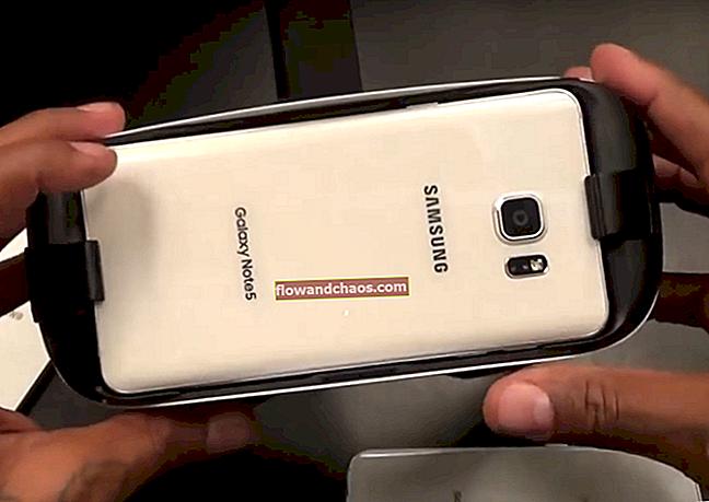 Kako riješiti probleme s pregrijavanjem Galaxy Note 5