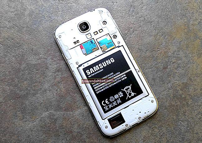 """Kako ispraviti pogrešku """"Nažalost, galerija je stala"""" na Samsung Galaxy S3"""