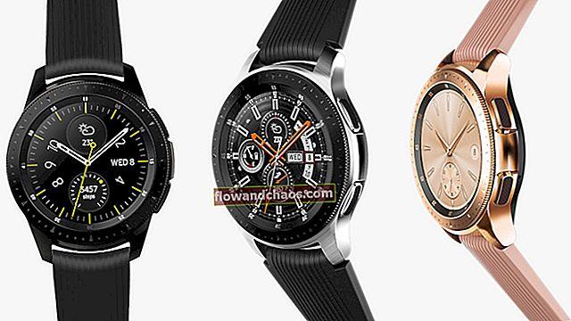 Samsung Galaxy Watch (Gear S4): Ikke for meget ændring fra sin forgænger