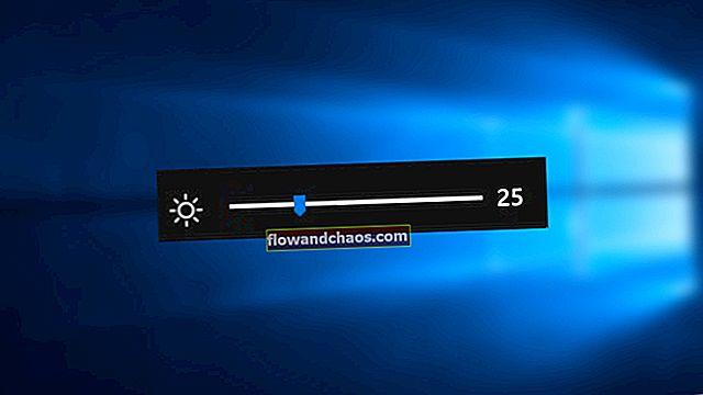 Sådan ændres lysstyrken på Windows 10