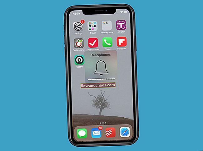 Sådan rettes IPhone fast i hovedtelefontilstand