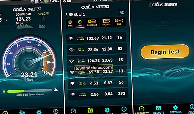 Hogyan lehet növelni a mobil internet sebességét az Android-on