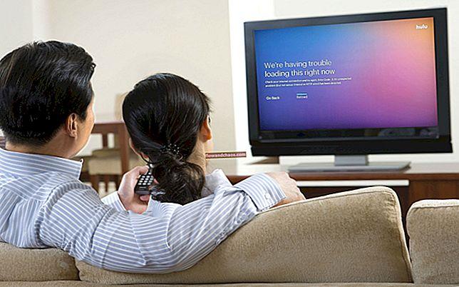 Hulu 500 Error - Hogyan lehet kijavítani