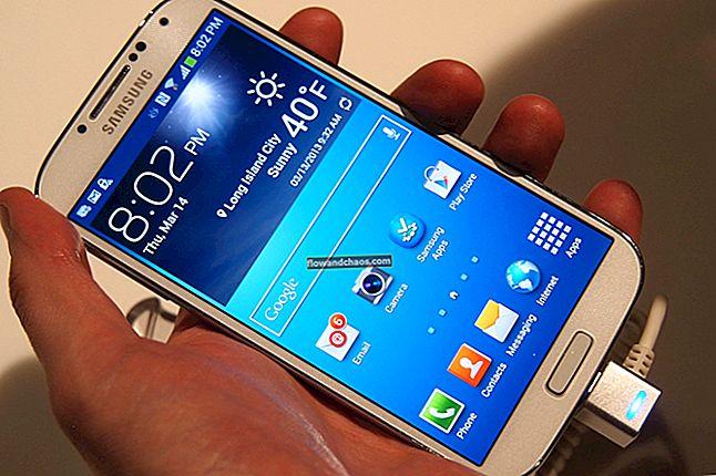 Kako riješiti problem Wi-Fi mreže Samsung Galaxy S4 nakon ažuriranja 4.4.2