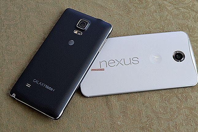 Ako opraviť problémy s výkonom zariadenia Nexus 6