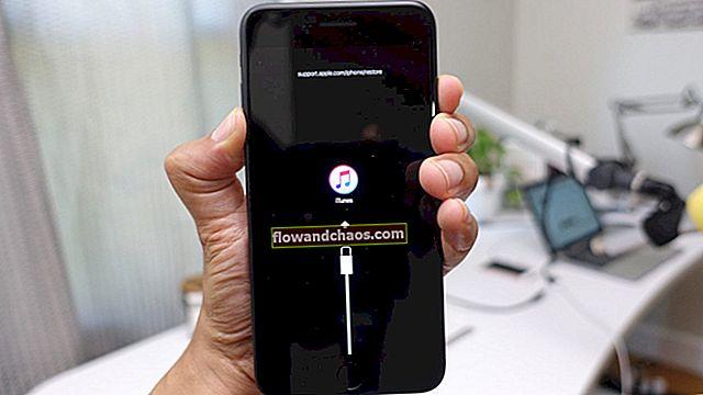 5 spôsobov, ako opraviť pripojenie iTunes k iPhonu, bolo resetované