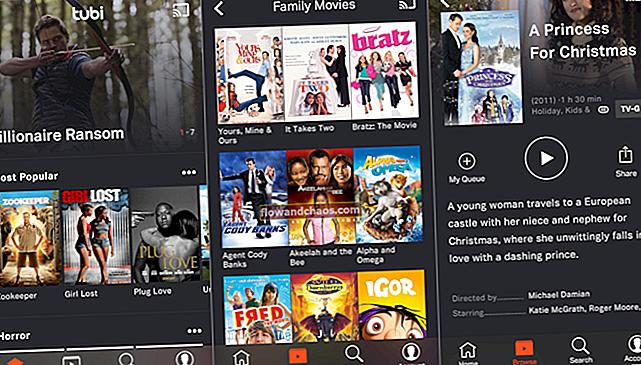 A legjobb legjobb alkalmazások filmek és tévéműsorok közvetítéséhez Android-on