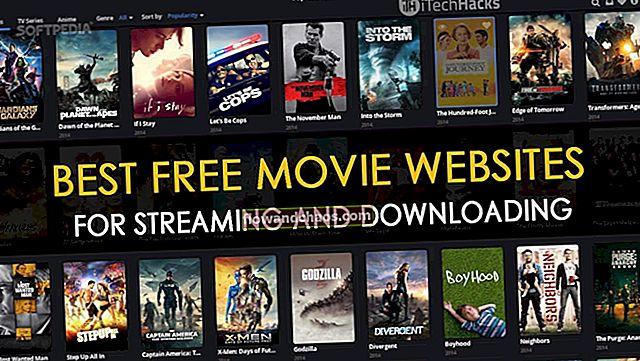 Najbolje najbolje web stranice s besplatnim filmovima