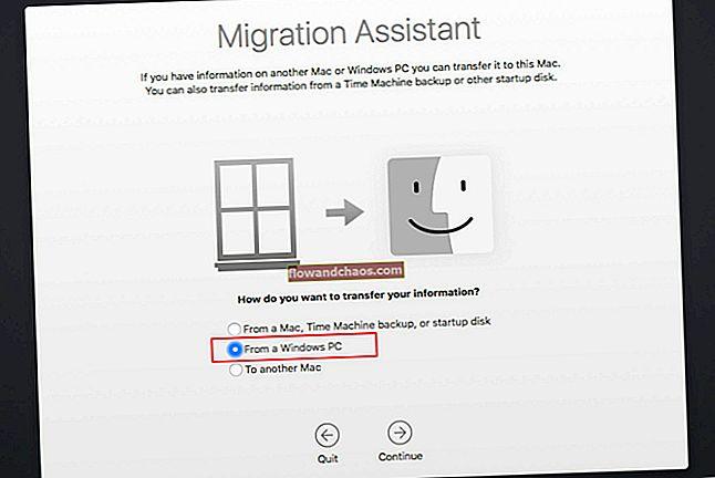 Kako prenijeti podatke s Maca na Mac pomoću pomoćnika za migraciju