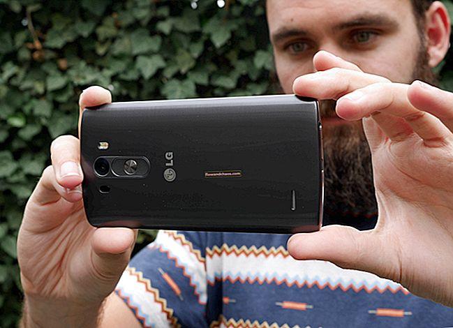 Kako uporabljati detektor otroškega joka na Samsung Galaxy S5