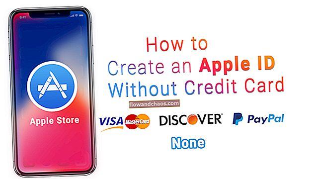 Kako stvoriti besplatni Apple ID (bez kreditne kartice)