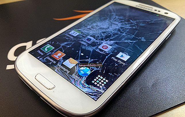 Kako riješiti problem oštećenja vode Samsung Galaxy S5