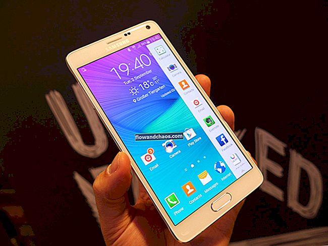 Kako popraviti da autofokus ne radi na Samsung Galaxy Note 4