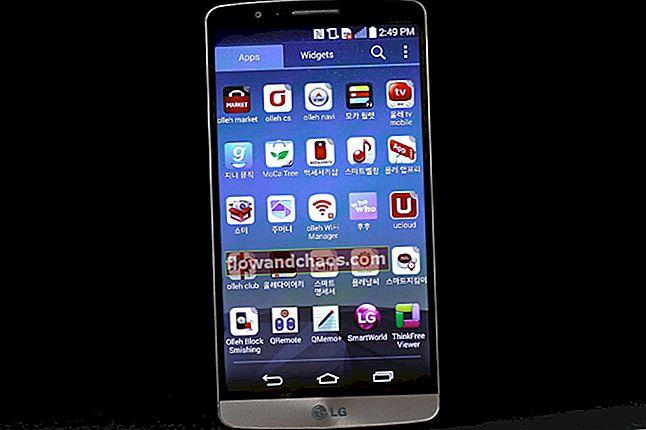 LG G3 Uobičajeni problemi i kako ih popraviti