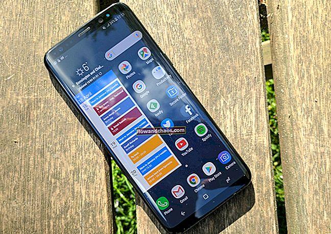 A legjobb legjobb alkalmazások a Samsung Galaxy S8-hoz
