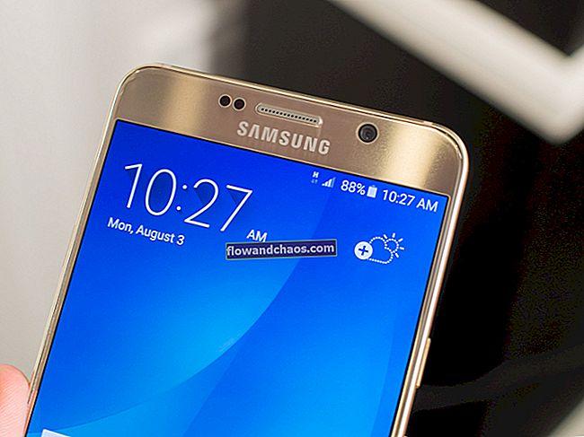 A fagyott Galaxy 5. megjegyzés visszaállítása