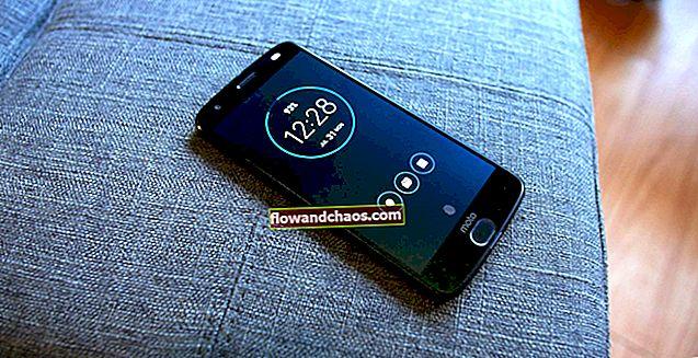 כיצד לנעול אפליקציות ב- Huawei Mate 10 Pro